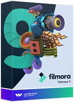 Wondershare Filmora v9.1.1.0 (x64) + Seriais