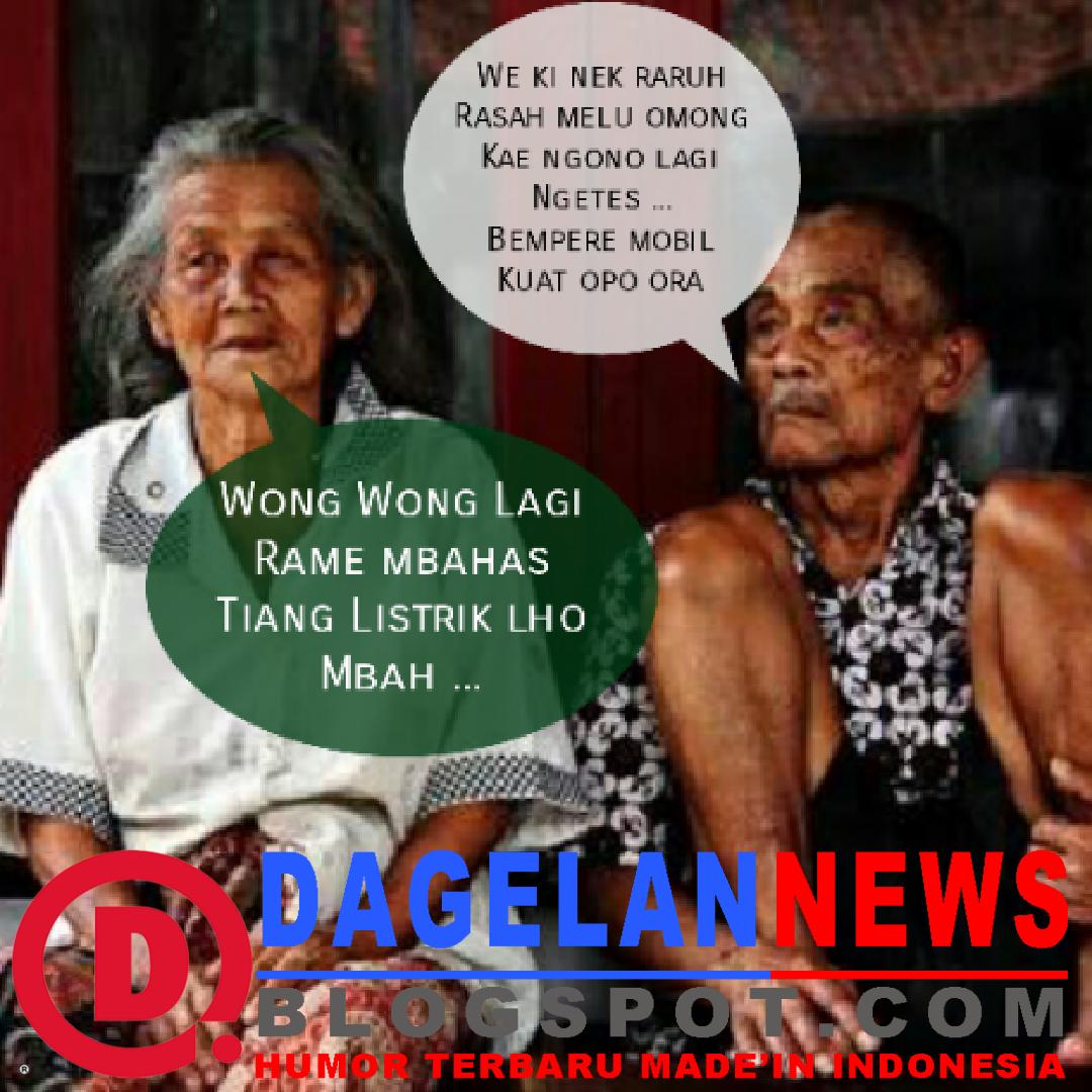 Meme Lucu Nenek Expo Dp Bbm