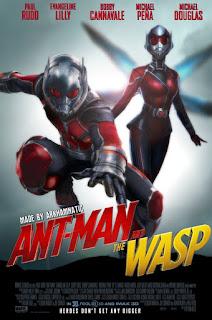Homem-Formiga e a Vespa Legendado Online