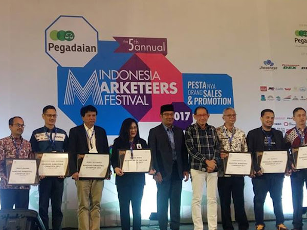 Indonesia Marketeers Festival di Bandung