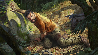 Amazonian Survival Game