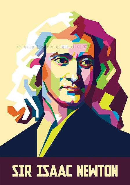 WPAP Sir Isaac Newton