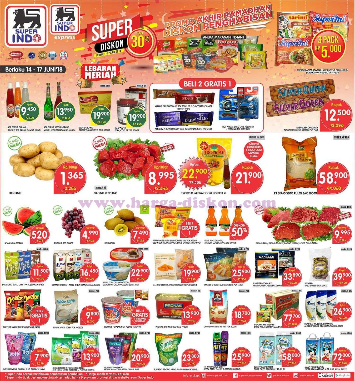 Voucher Superindo Rp 200000 Daftar Harga Terkini Indonesia 300000 Amazing Promo Jsm Katalog Weekend Dan Promosi Super