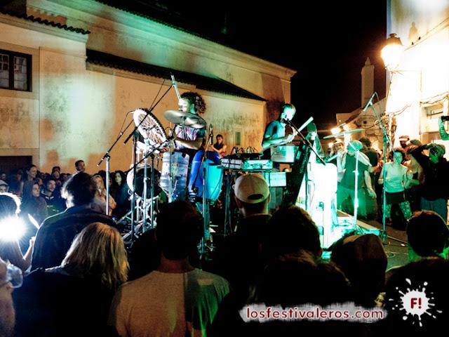 FMM Sines 2016, Alibombo