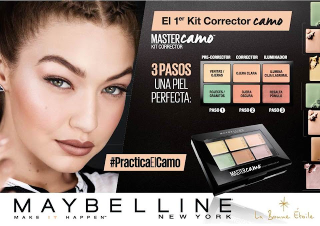 Master Camo, Maybelline NY, Practica el Camo, Makeup, style, lifestyle, Beauty