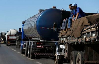 Um mês após a greve dos caminhoneiros, preço dos fretes é atropelado