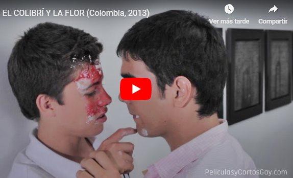 CLIC PARA VER VIDEO El Colibrí y La Flor - CORTO - Colombia - 2013