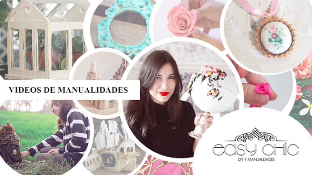 Videos de manualidades - easychic