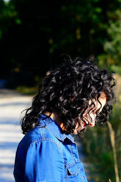curly girl | cg | pielęgnacja włosów | loki | włosy | kręcone | czarne