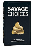 Savage Choices - The Best Adults Games and Board Games to Play at a Party