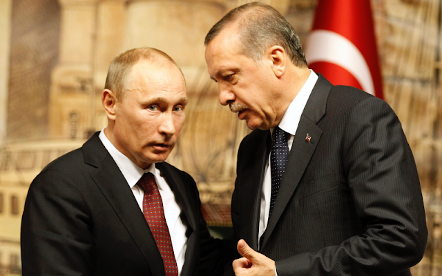 Rusia-Turki Bahas Suriah Setelah Tentara AS Keluar