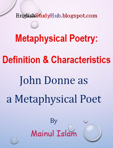 Metaphysical Poetry Definition, Characteristics and John Donne as a