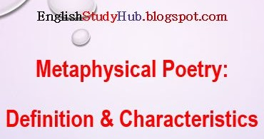 Metaphysical Poetry: Definition, Characteristics and John