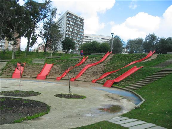 Quinta das Conchas - Parque Infantil