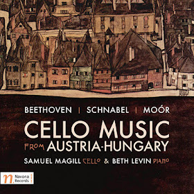 Cello music from Austria Hungary - Navona Records