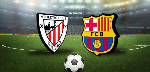 مشاهدة مباراة برشلونة واتلتيك بلباو بث مباشر اليوم 29-9-2018 في الدوري الانجليزي بث حي لايف يلا شوت