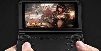GPD XD, consola portatil china recomendada