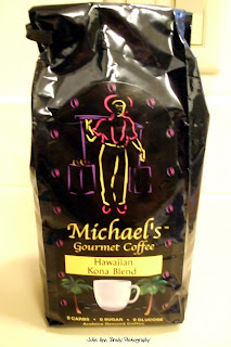 Michael's Gourmet Coffee Hawaiian Kona Blend Arabica Ground Coffee