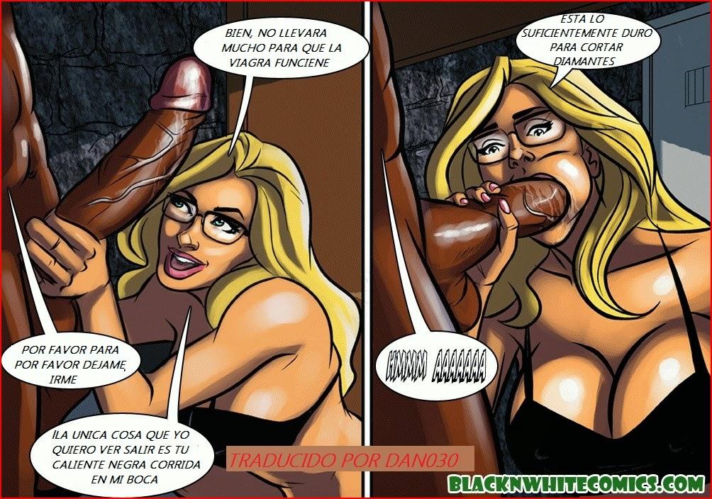 comic porno el secuestro