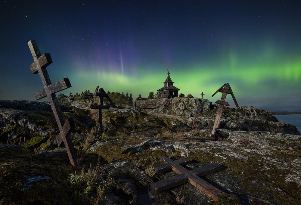 Ладожское озеро и другие фото National Geographic Россия