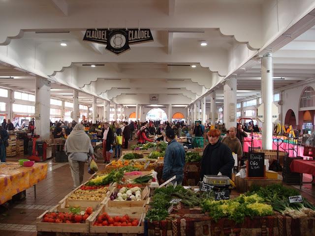 Forville Market em Cannes