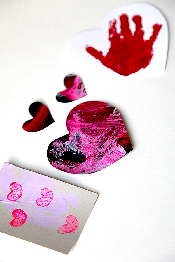 Keepsake Valentine's Cards