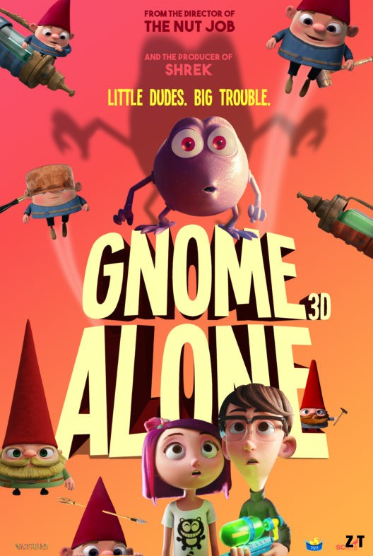 Gnome Alone [HDRip] [Streaming] [Telecharger]