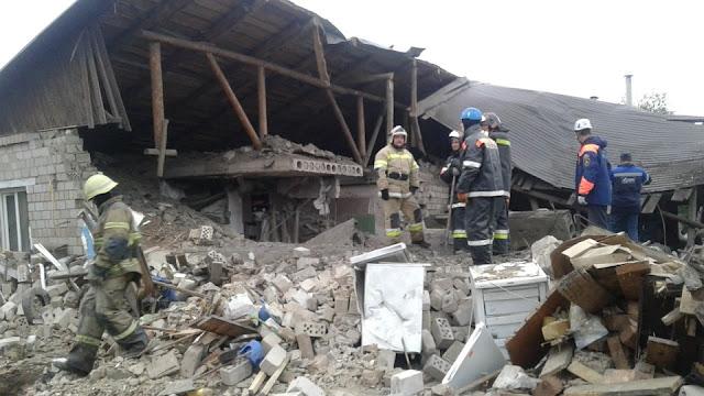 В жилом доме в Башкирии взорвался газ: есть погибшие