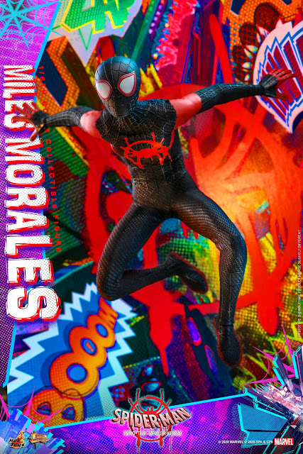 Hot Toys (MMS567) Spider-Man: Into the Spider-Verse Miles Morales