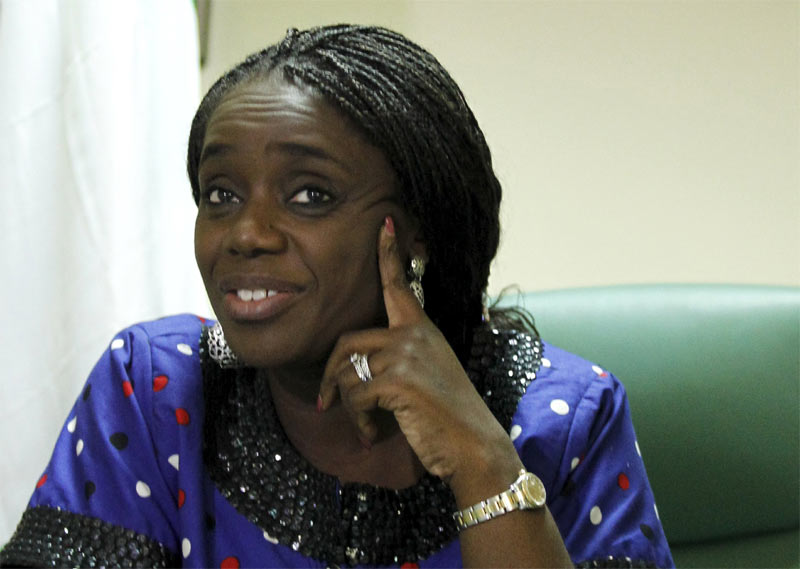 "Minister of Finance Kemi Adeosun is ""hyper clueless,"" should be sacked immediately - Youths"