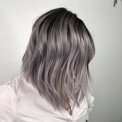 hairstyles color for women 2019