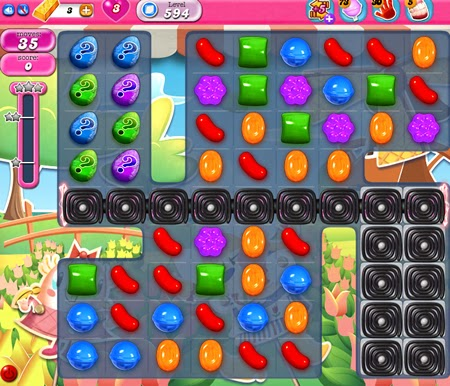 Candy Crush Saga 594