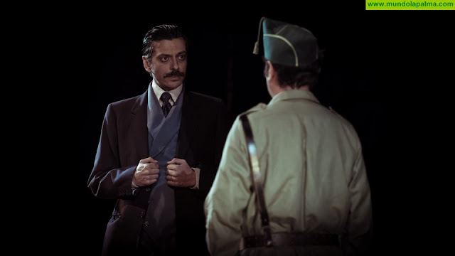 El Teatro Circo de Marte programa una nueva función de 'La sombra de don Alonso', obra sobre el comienzo de la Guerra Civil en La Palma