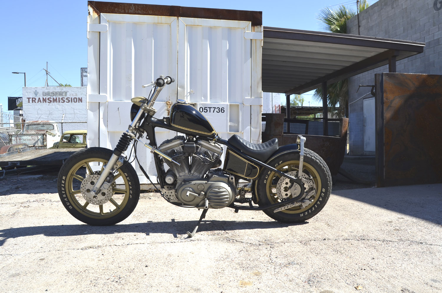 Haifley Bros Buell Ironhead Chopper