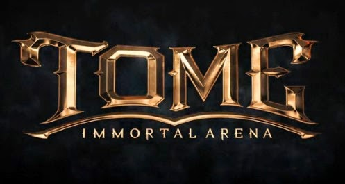 TOME: Immortal Arena - fast-paced MOBA