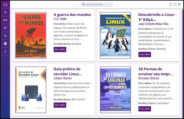 book-manager-gerenciador-livros-interface-principal