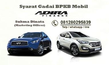 Syarat Gadai BPKB Mobil