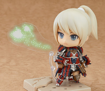 "Nendoroid Hunter: Female Rathalos Armor Edition y DX Ver. de ""Monster Hunter"" - Good Smile CompanyNendoroid Hunter: Female Rathalos Armor Edition y DX Ver. de ""Monster Hunter"" - Good Smile Company"