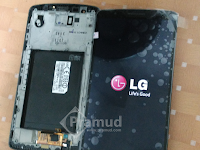 Cara mengganti layar LCD smartphone LG G3