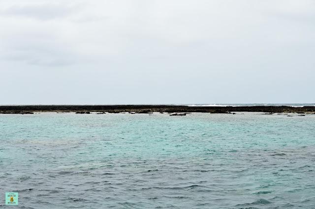 Two Mile Reef en Bazaruto, Mozambique