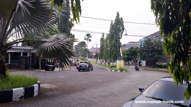 Rumah dijual di Griya Jakarta www.rumah-hook.com