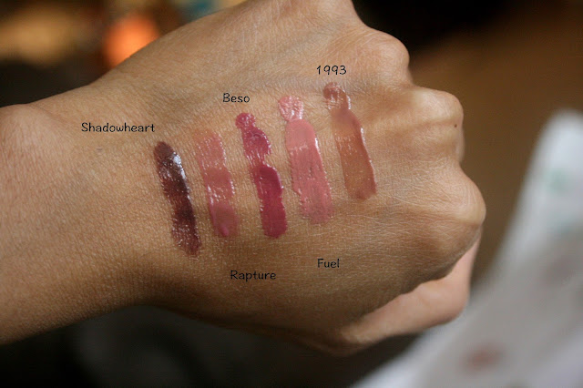 Urban Decay Hi-Fi Shine Ultra Cushion Lip Gloss Review, Photos, Swatches