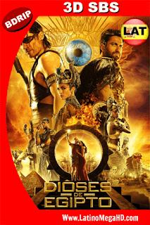 Dioses De Egipto (2016) Latino FULL 3D SBS BDRIP 1080P - 2016