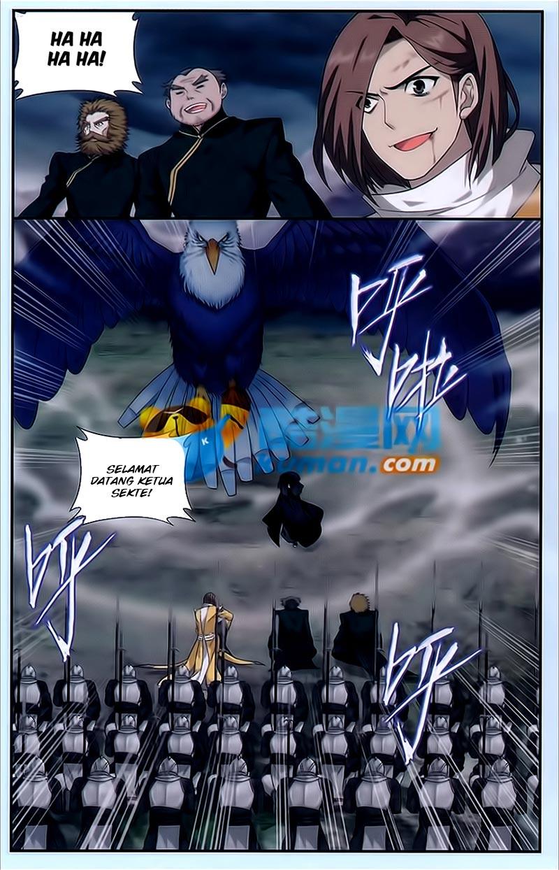 Battle Through the Heavens Chapter 178-30