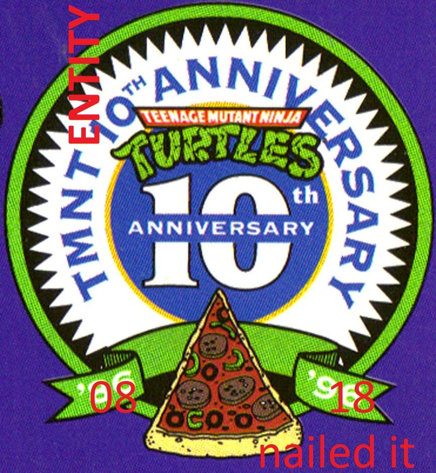 tmnt entity tmnt entity 10th anniversary retrospective rh tmntentity blogspot com 25th Anniversary TMNT Toys TMNT 30th Anniversary
