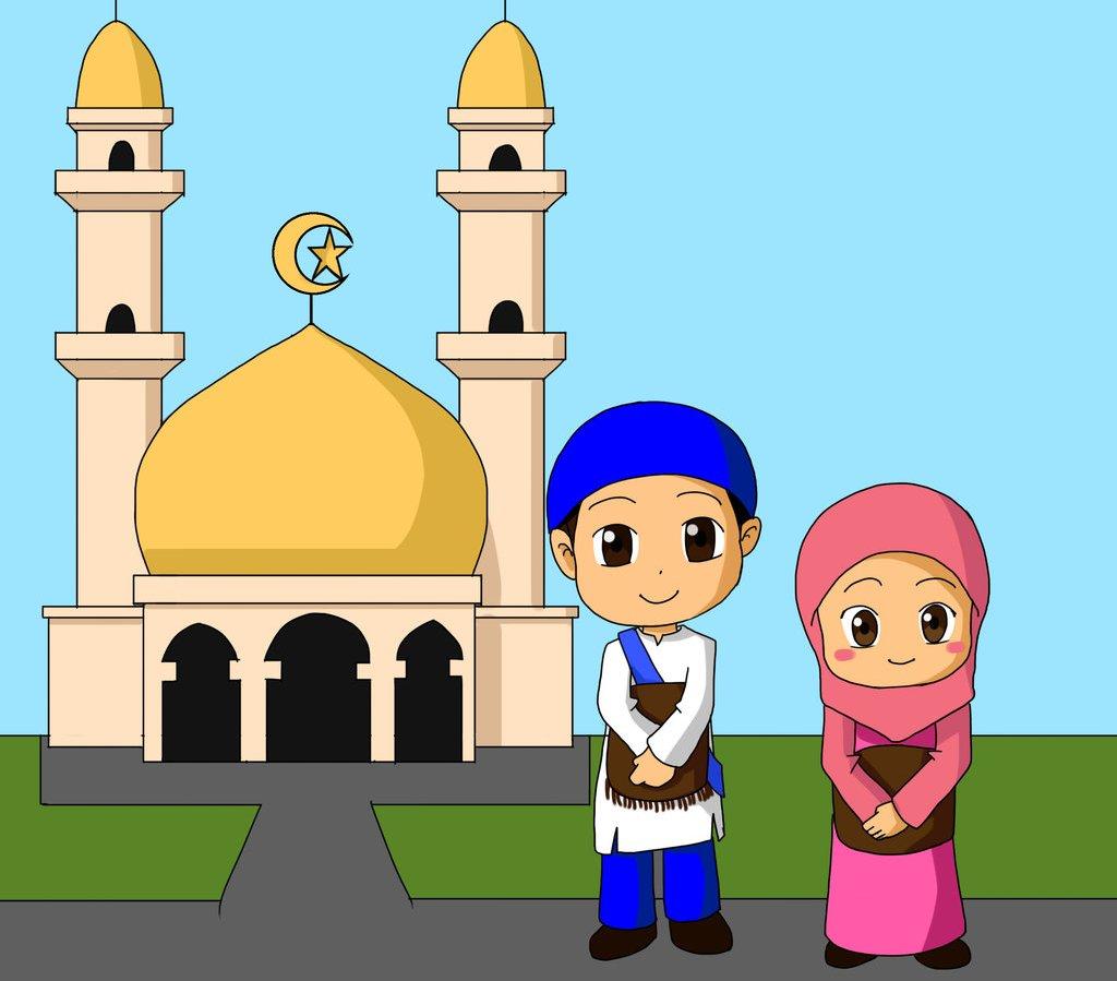 Bacaan Doa Masuk Masjid Dan Keluar Masjid Lengkap Beserta Latin