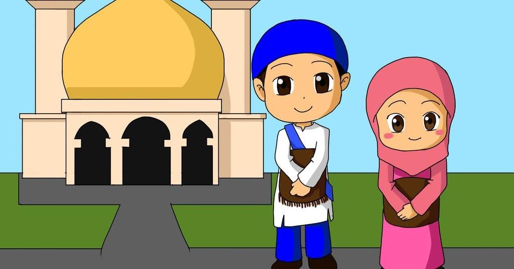 Bacaan Doa Masuk Masjid Dan Keluar Masjid Lengkap Beserta Latin Dan