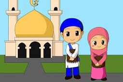 Bacaan Doa Masuk Masjid Dan Keluar Masjid Lengkap Beserta Latin Dan Terjemahnya