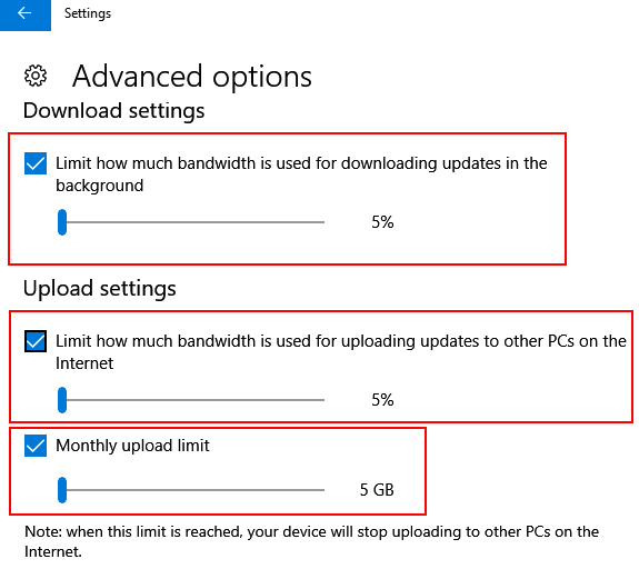 How to Set Internet Data Usage Limit in Windows 10
