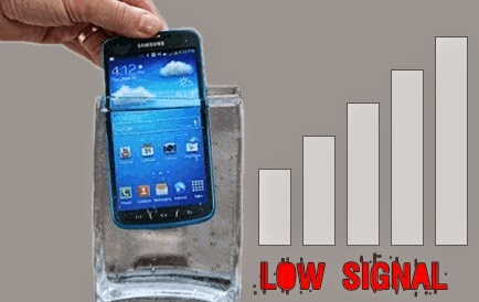 Sinyal Android Lemot ,Ini dia Penyebabnya !
